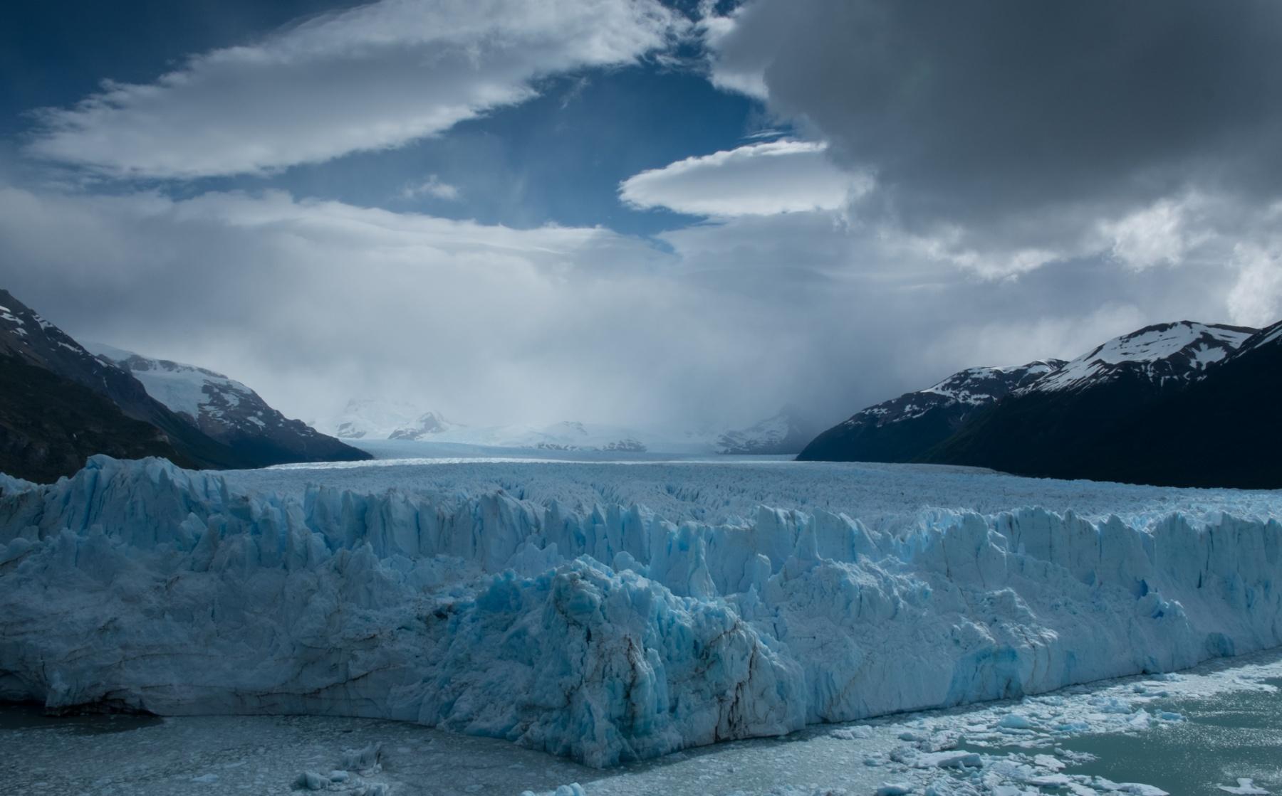 Perito Moreno Glacier: Ice Field
