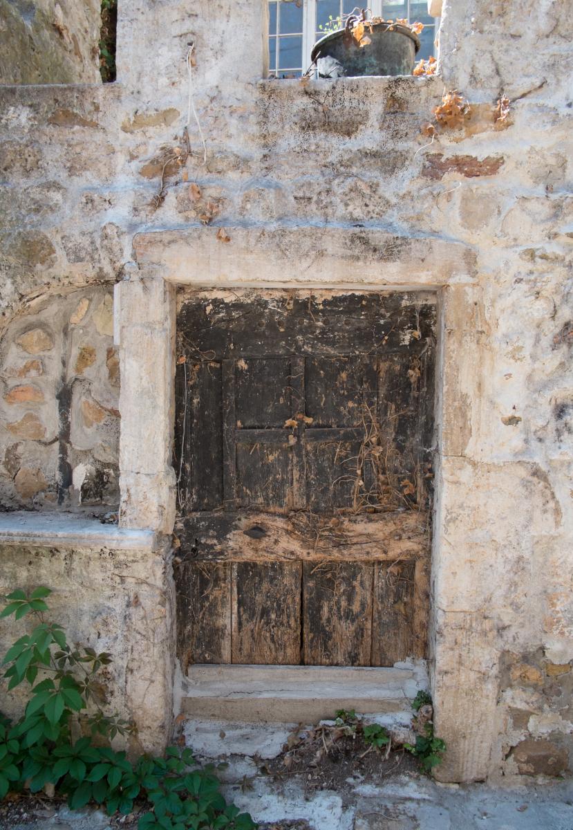 Aiguèze, Gard, France