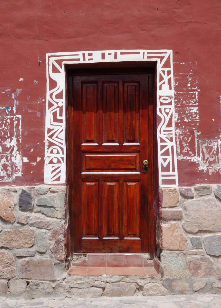 Purmamarca, Andean Argentina