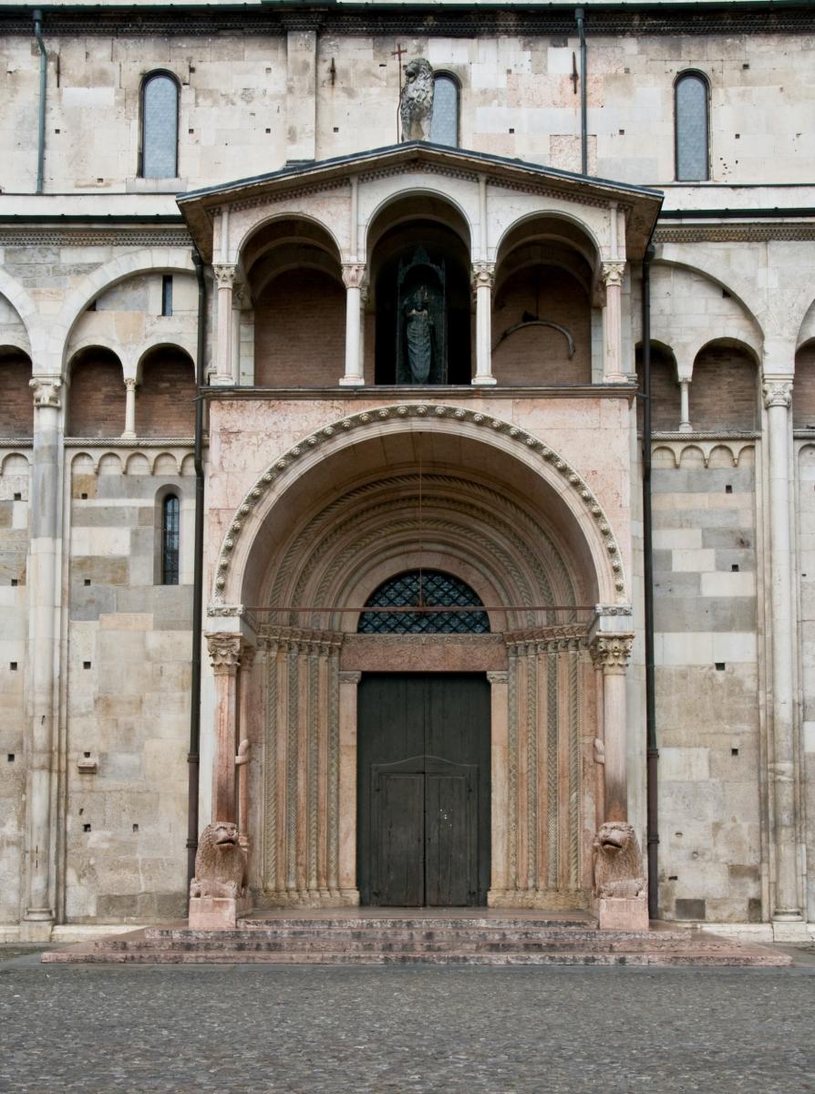 Modena, Italy, Duomo